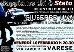 Varese: Sappiamo chi è Stato