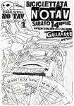 Sabato 14 aprile: biciclettata No TAV a Gallarate