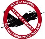 Manifestazione NAZIONALE contro le industrie belliche alla Aermacchi di Venegono