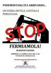 13/04 Corteo No Pedemontana a Lomazzo