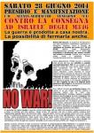 No M346 - Manifestazione a Venegono