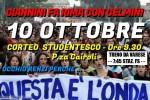 10 ottobre: treni dalla provincia per il corteo studentesco a Milano.