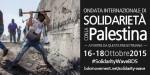 Varese: solidarietà internazionale con la resistenza palestinese