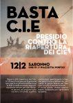Domenica 12. Presidio contro i CIE a Saronno