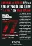 """Ven 31 marzo: """"77 e poi..."""" con Oreste Scalzone"""