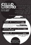24 febbraio, presidio a Saronno: Libertà per Cello!