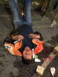 AGGRESSIONE ARMATA ALLA FEDEX-ZAMPIERI:  UN LAVORATORE E' IN FIN DI VITA