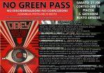Sabato 21, ancora corteo No Green-Pass a Busto Arsizio!