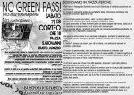 Corteo contro il Green Pass a Busto Arsizio! Leggiamo bene i contenuti!