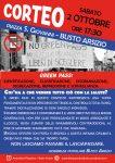 Sabato 2 ottobre corteo a Busto Arsizio contro il Green Pass!
